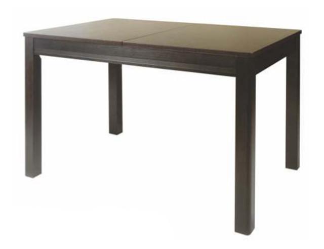Раскладной обеденный стол берлин. Столешница из МДФ, каркас - бук