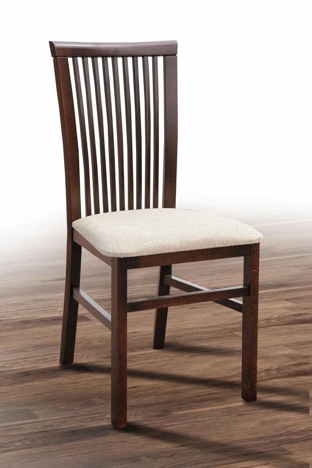 Стул деревянный Анжело с мягким сиденьем