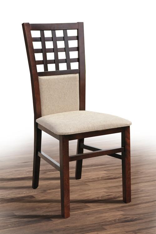 Стул деревянный Даниэль с мягким сиденьем
