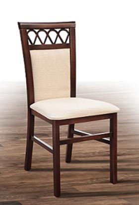 Стул деревянный Анжело 5 с мягким сиденьем