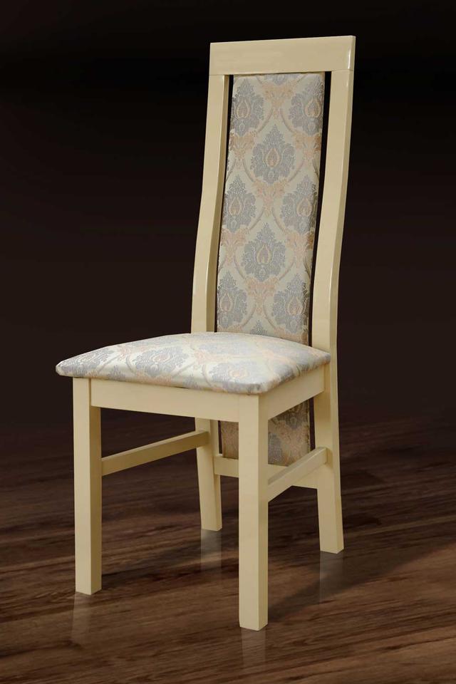 Стул деревянный Катрин с мягким сиденьем и спинкой