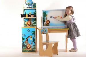 Детская мебель – требования и правила выбора