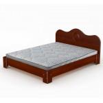 Кровать 1500 МДФ двуспальная, Компанит (код: 12275)