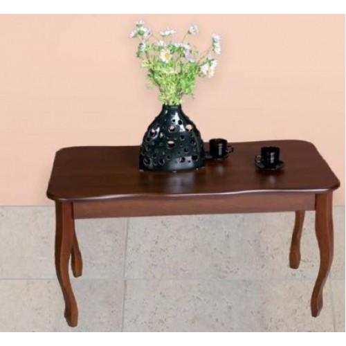 Журнальный стол Покер - 2 (орех темный)