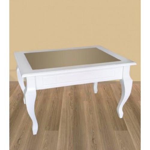 Журнальный стол Рим - 2 (белый)