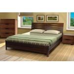 Кровать двуспальная Мария 160 с подъемным механизмом (код: 10822)