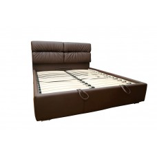 Кровать двуспальная Оксфорд 1,8*2 и 1,8*1,9 м с подъемным механизмом