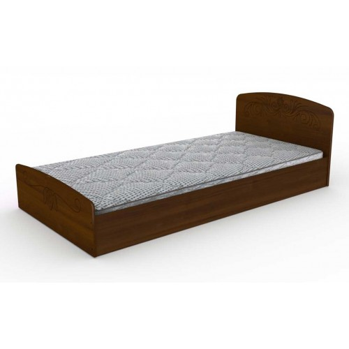 Кровать Нежность 90 МДФ, Компанит