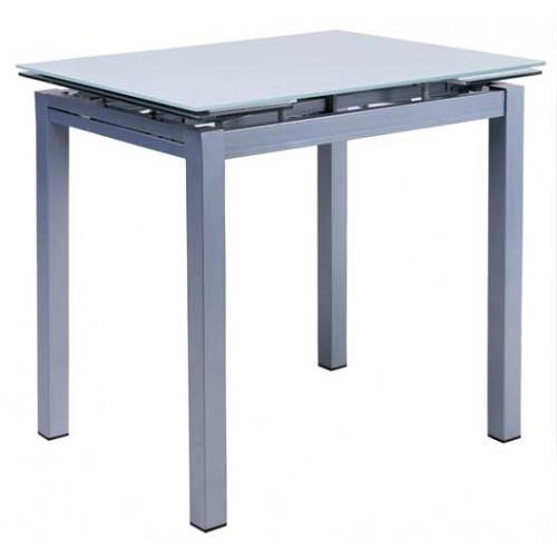 Стол обеденный Скай, стеклянный