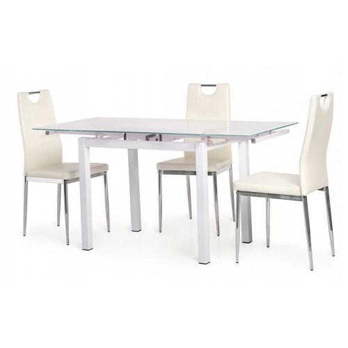 Стол обеденный Т-231-8 (белый), Ветро мебель