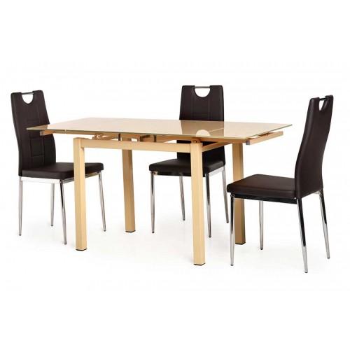 Стол обеденный Т-231-8 (кремовый), Ветро мебель