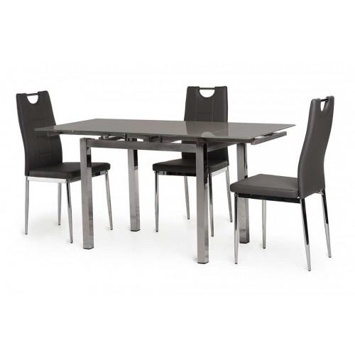 Стол обеденный Т-231-8 (серый), Ветро мебель