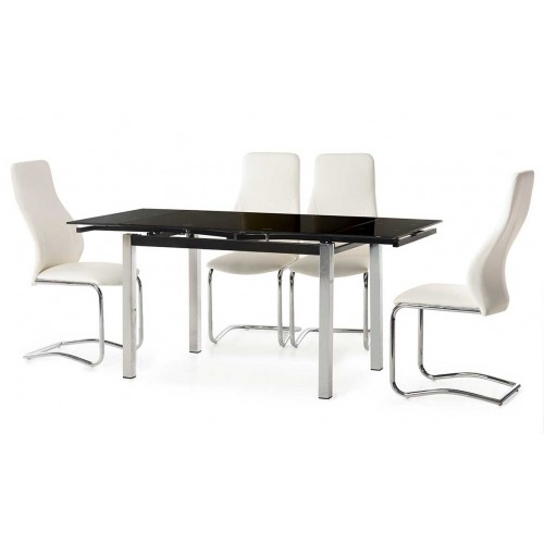 Стол обеденный Т-231 (черный), Ветро мебель
